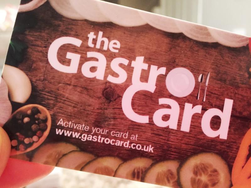 The Gastro Card