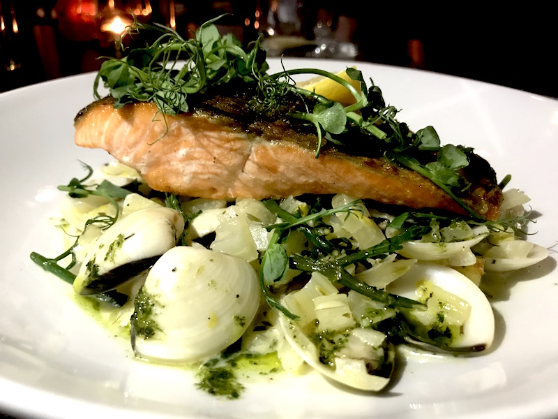 Sea trout at Queen's Road, Coventry