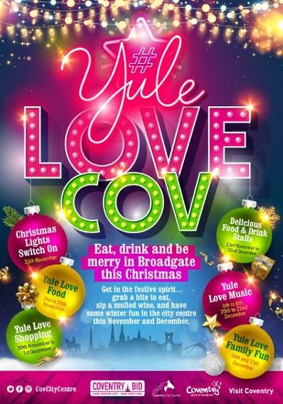 Yule Love Cov