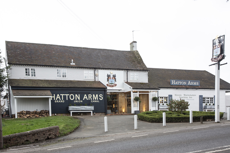 The Hatton Arms, Warwick