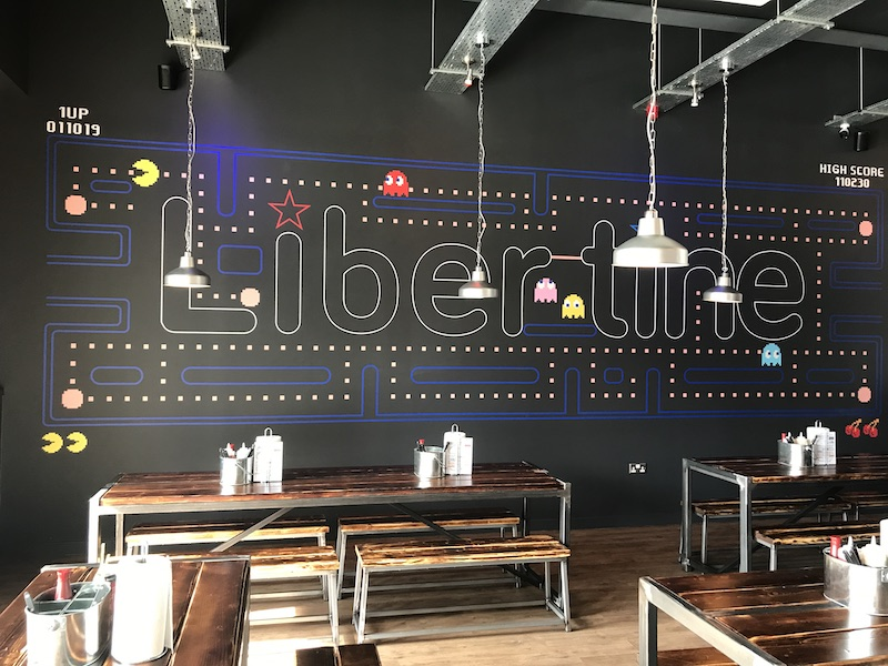 Libertine Burger, Rugby