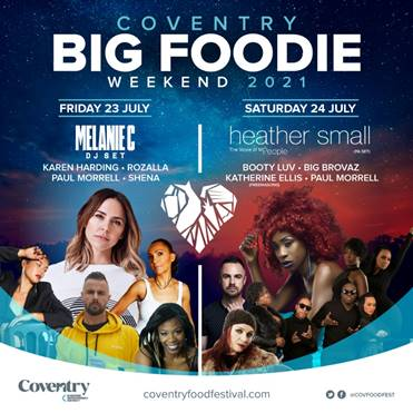Coventry Big Foodie Weekend