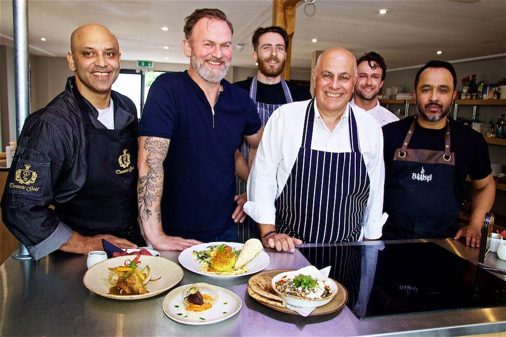 Foodie Awards cook-off